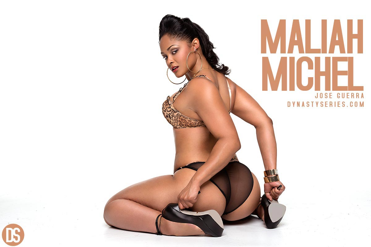 Black men magazine maliah michel
