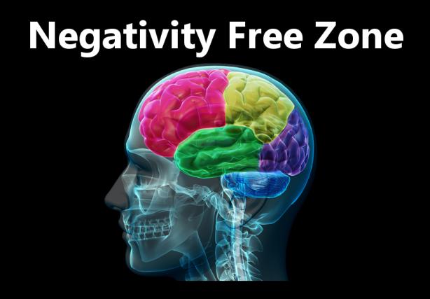 negativity-free-zone